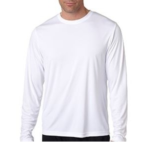 Hanes Printables Adult Cool DRI® with FreshIQ Long-Sleeve Performance T-Shirt